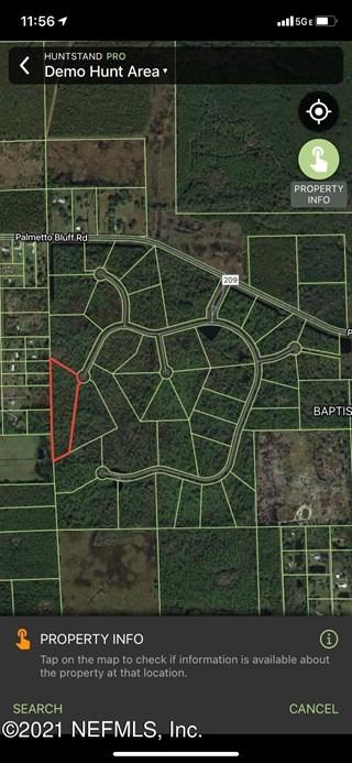 West Horseshoe Ct Lot 30 Palatka, Florida 32177