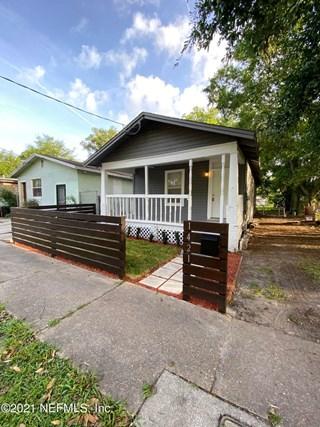 1421 Grothe St. Jacksonville, Florida 32209