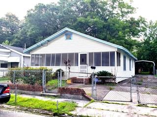 2078 Woodside St. Jacksonville, Florida 32209