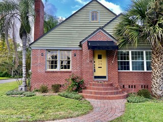 2929 Downing St. Jacksonville, Florida 32205