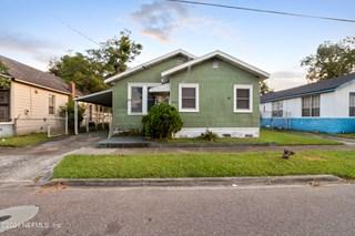 1252 W 20th St. Jacksonville, Florida 32209