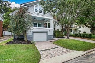 1834 Cherry St. Jacksonville, Florida 32205