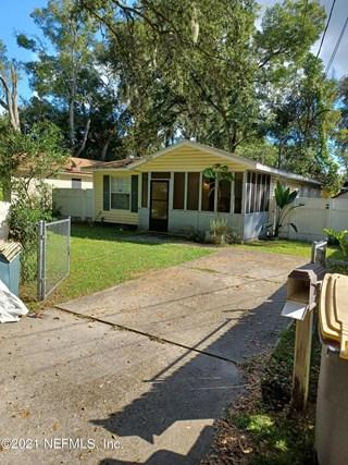 3224 Hunt St. Jacksonville, Florida 32254