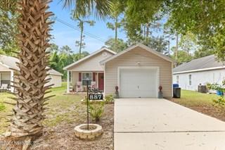 887 Ervin St. St Augustine, Florida 32084