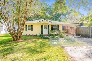 4836 Alpha Ave. Jacksonville, Florida 32205