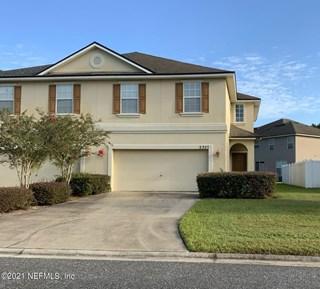 2357 Caney Oaks Dr. Jacksonville, Florida 32218
