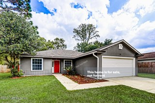 8043 Macnaughton Dr. Jacksonville, Florida 32244