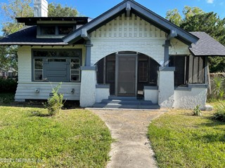 8091 Hawthorne St. Jacksonville, Florida 32208